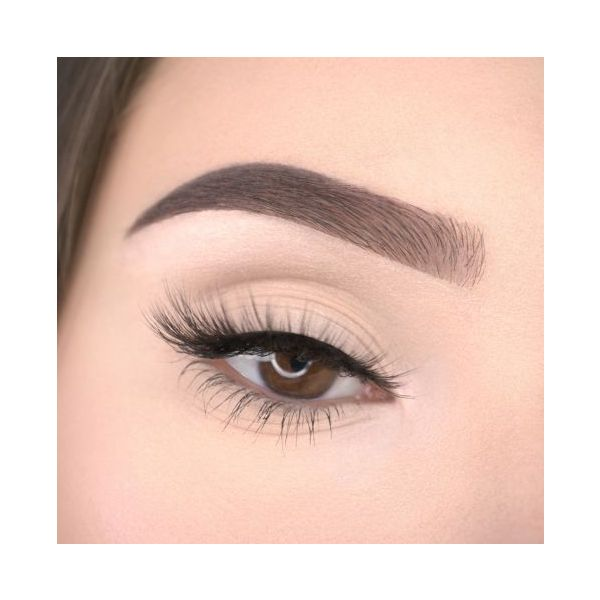 Semilac Μάσκαρα φρυδιών Lady Brows 03 Chocolate Brown