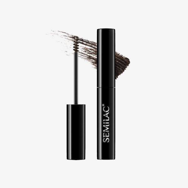 Semilac Μάσκαρα φρυδιών Lady Brows 01 Stone Gray
