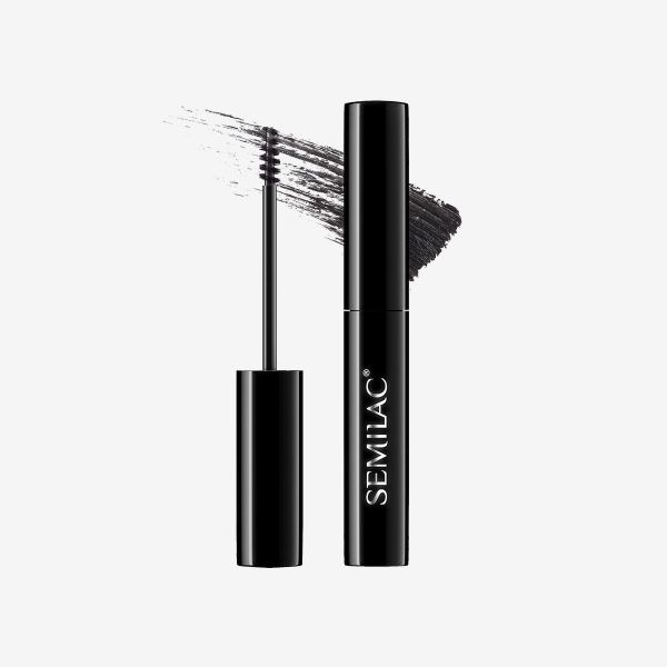Semilac Μάσκαρα φρυδιών Lady Brows 02 Light Brown